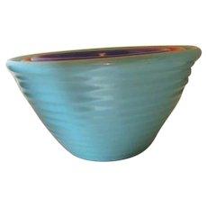 Set of Three Graduated Mixing Bowls Ringed Pattern