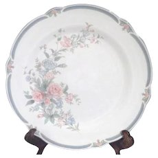 Noritake Brighton Springs Pattern Dinner Plate