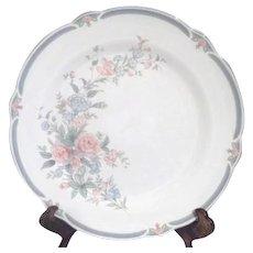 Noritake Brighton Springs Pattern Dinner Plate