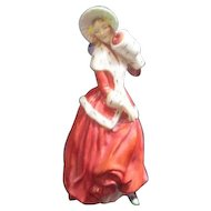Royal Doulton Figurine Christmas Morn 1946