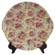 Royal Winton Chintz Summertime Cake or Serving Plate