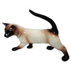 Siamese Cat Figurine by Goebel West Germany
