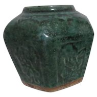 Chinese Pottery Shipping Pot