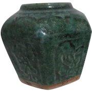 Chinese Pottery Shipping Pot