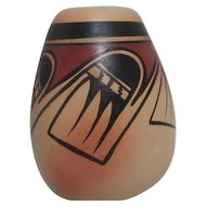 Native American/Indian Signed Bowl