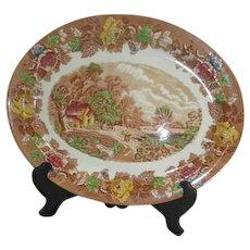 Wood & Sons English Scenery Large Platter