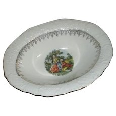 Washington Colonial Open Vegetable Bowl by Vogue