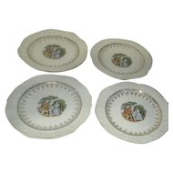 Washington Colonial Bread & Butter Plates/Large Dessert Plates