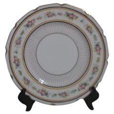Royal Doulton Plate with English Roses