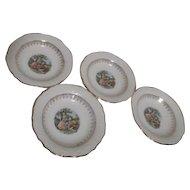 Washington Colonial Soup Bowls Set of 4