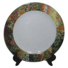 Round Platter/Chop Plate by Sakura Vincent Van Gogh Series