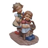 Hummel 1998 Forever a Friend Figurine