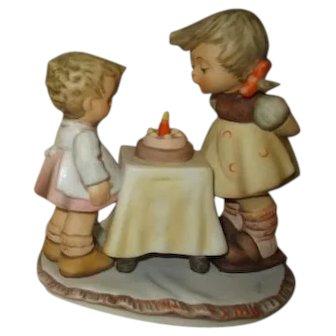 Hummel Wishes Come True 1996 Birthday Wish