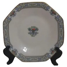 Lenox Autumn Pattern Octagonal Serving Platter