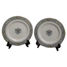 Lenox Autumn Pattern Set of 2 Dinner Plates