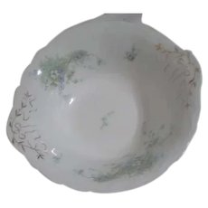Johnson Brothers Pattern JB1277 Royal Semi Porcelain Vegetable Bowl