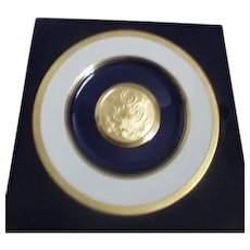 Pickard Decorative Plate Commemorative 200th Anniversary of Great Seal of the United States