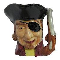 Dick Turpin Toby Mug Staffordshire Shorter & Son Ltd.