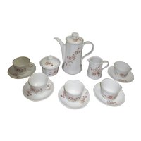 Kahla Coffee Set from German Democratic Republic