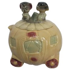 Bush McCoy Cinderella Cookie Jar