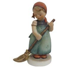 Hummel Little Sweeper Figurine