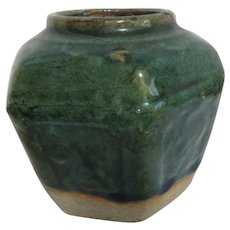 Antique Chinese Pottery Shipping Jar