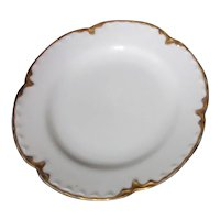 Haviland Pattern H526 Set of 3 Dessert Plates & One Saucer