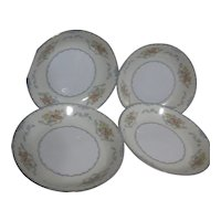 STS (Kong) Set of 4 Coupe Soup Bowls