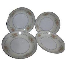 STS (Kongo) Set of 4 Coupe Soup Bowls