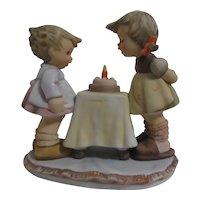 Goebel Hummel Figurine Wishes Come True 1996