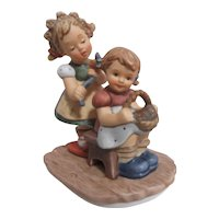 Hummel Figurine Forever a Friend 1998