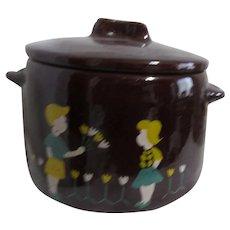 West Bend Bean Pot or Cookie Jar