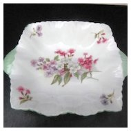 Vintage Small Shelley Bowl with Handles