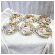 Set of 6 Japanese Dessert Bowls