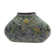 Pear Tree Bird Collection Vase by Baum Bros., China