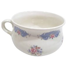 Child's Pottery Chamber Pot by Lord Nelson Pottery England