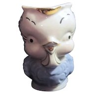 Happy Owl Milk Pitcher with Curved Handle