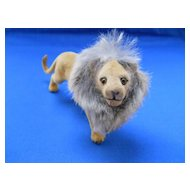 Vintage Small Lion for An Adult Child!