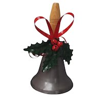 Merry Christmas Hand Bell