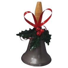 Merry Christmas Hand Bell