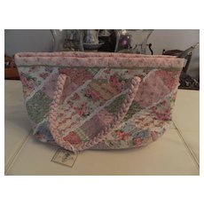 Purse/Tote, Large Patchwork