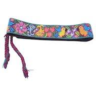 Guatemalan Maya sash or belt (faja)