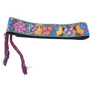 Maya sash or belt (faja) from Guatemala