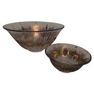 Georges Briard 50's bowl set