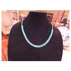 Delicate Indian Turquoise Necklace