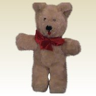 1950's Cream Colored Bear 15""