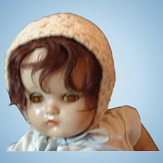 Madame Alexander Composition Baby Doll-