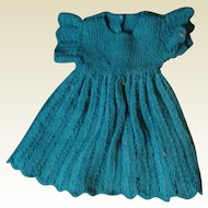 Wonderful Vintage Knit Dress