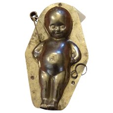 Kewpie chocolate Mold