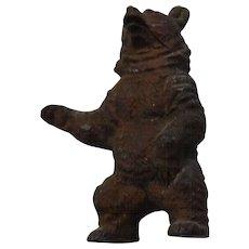 Spelter Bear